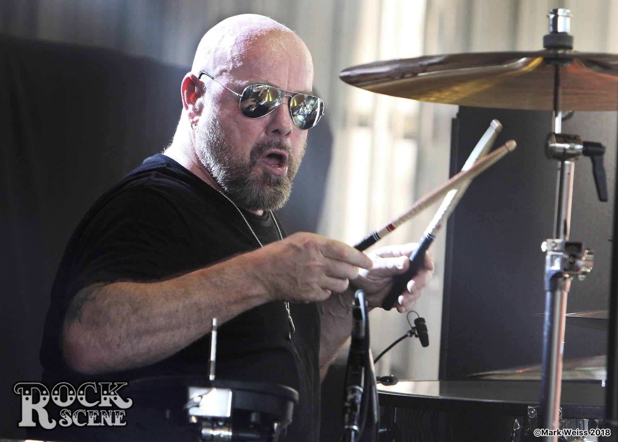 Jason Bonham Rock Scene Magazine