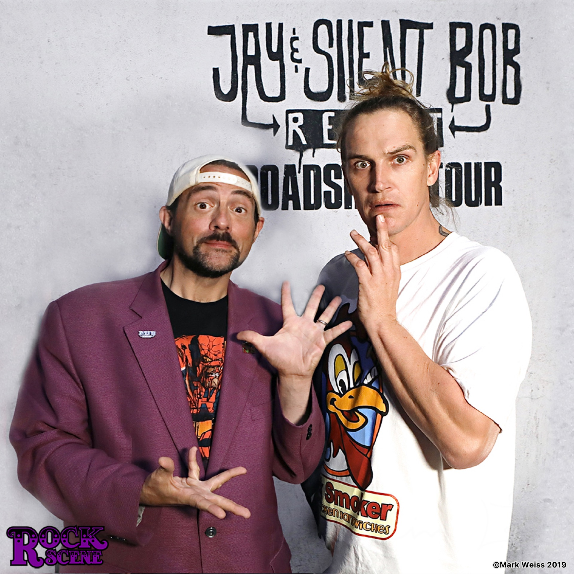 The Jay & Silent Bob Reeboot Roadshow At The Paramount Theatre, Asbury Park, NJ October 19, 2019