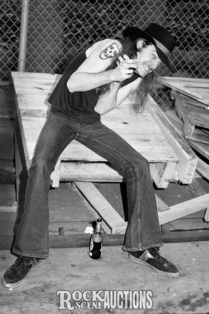 CLiff Burton – RIP- February 10, 1962 – September 27, 1986