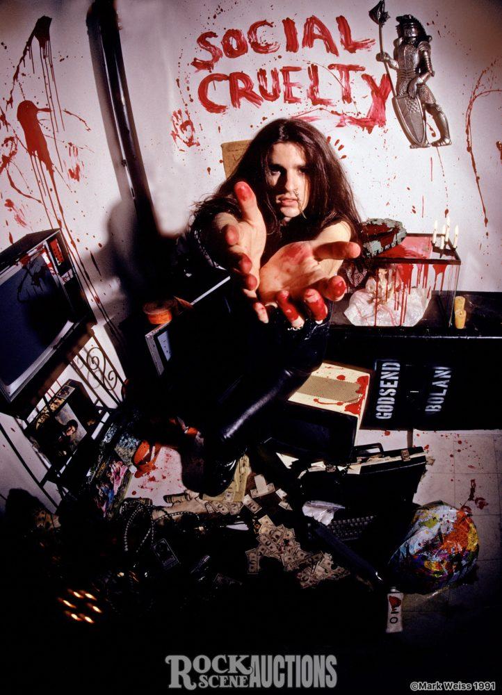 Happy Birthday To Rachel Bolan Born February 9, 1966