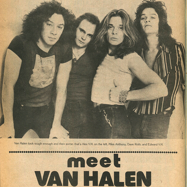 Meet Van Halen – July 1978
