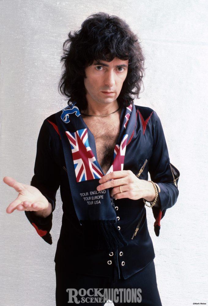 Happy Birthday To Ritchie Blackmore Born On April 14, 1945