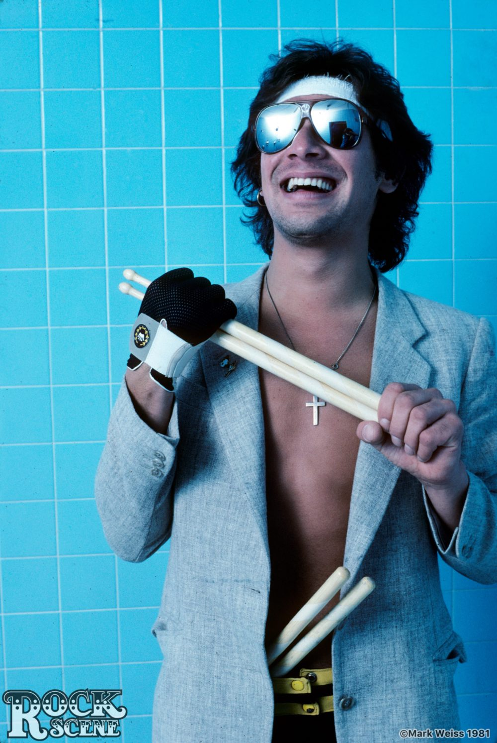 Happy Birthday To Alex Van Halen Born On May 8 1953 Rock Scene Magazine