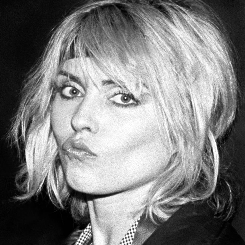 Happy Birthday To Debbie Harry Born On July 1, 1945