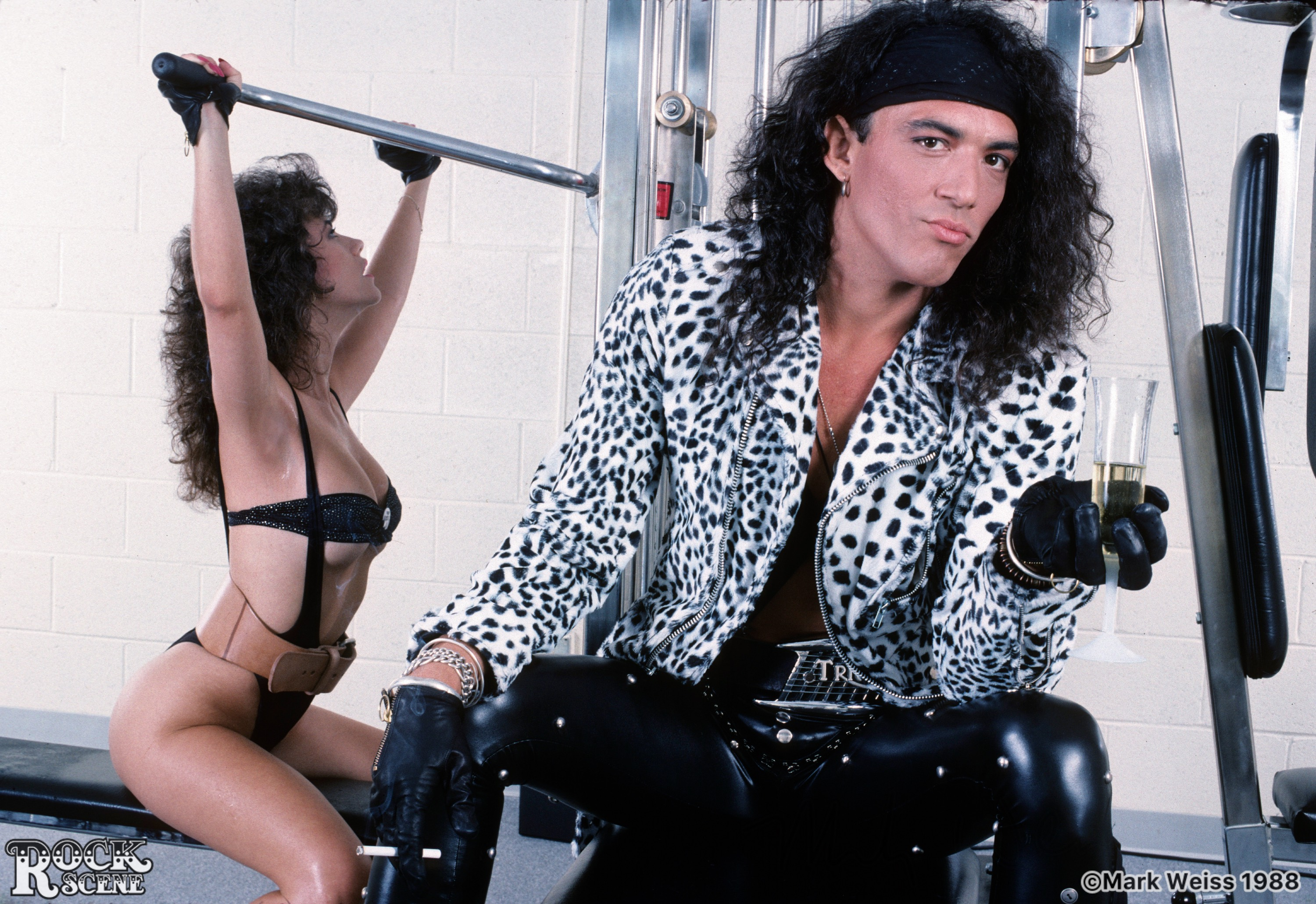 Happy Birthday To Stephen Pearcy Of Ratt Born On July 3, 1956