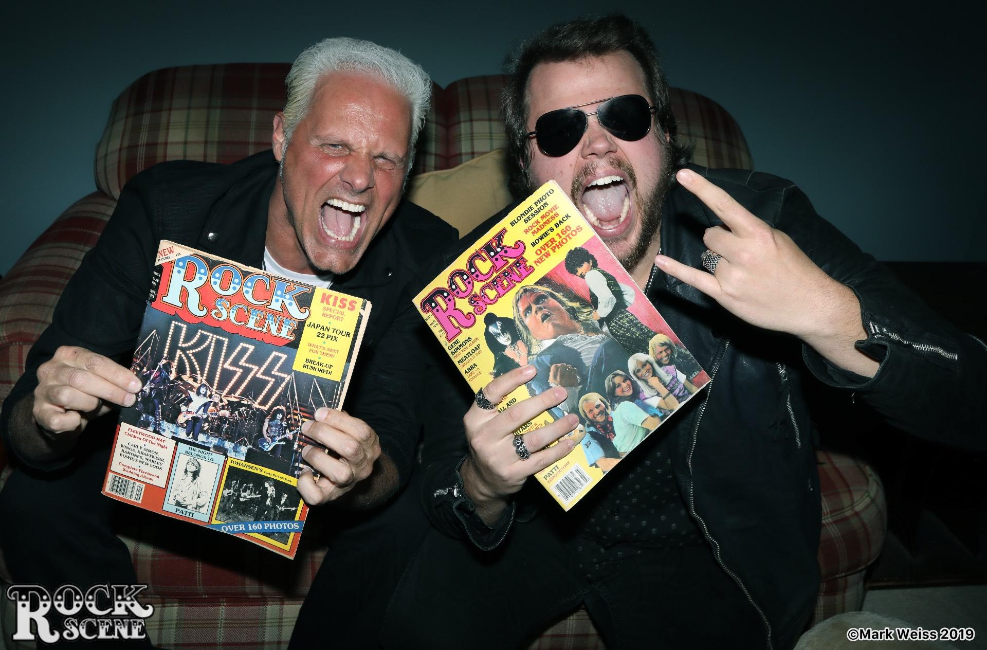 Keith Roth – Rock Scene Magazine