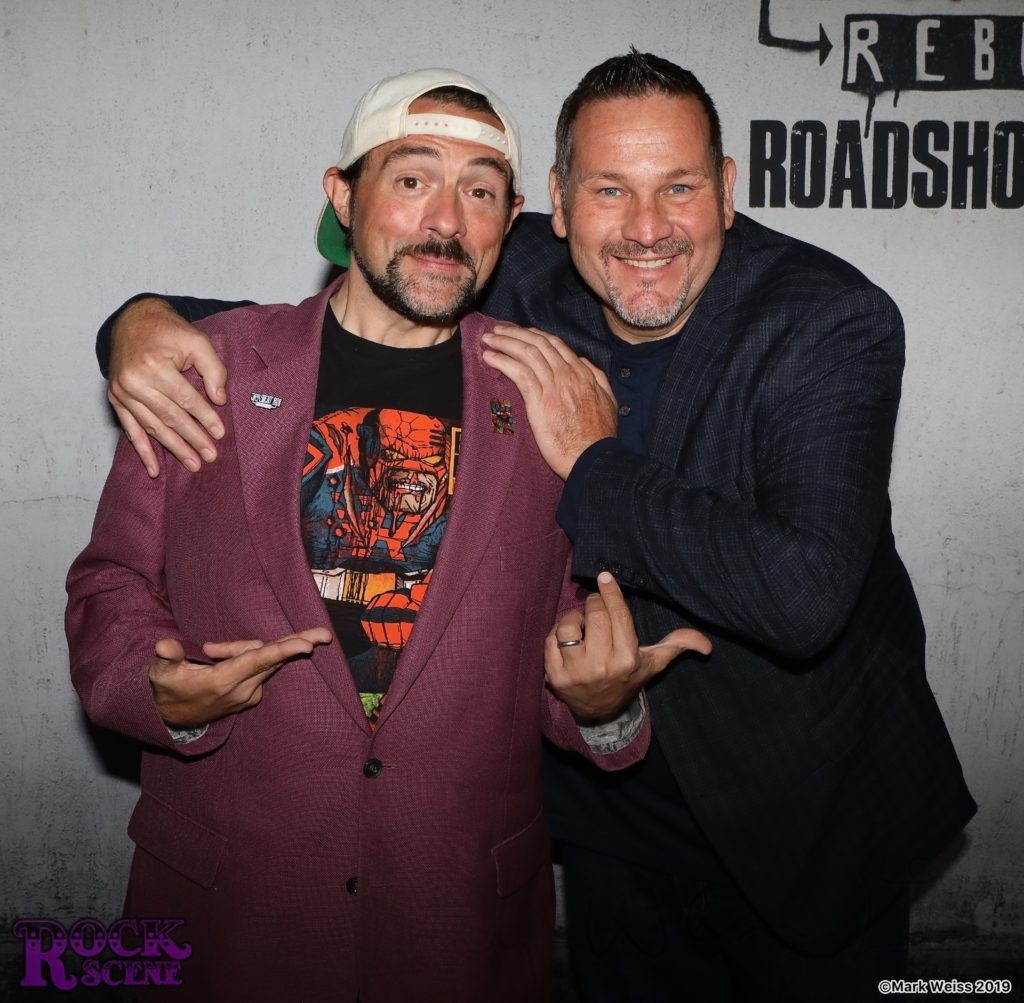 The Jay & Silent Bob Reeboot Roadshow At The Paramount