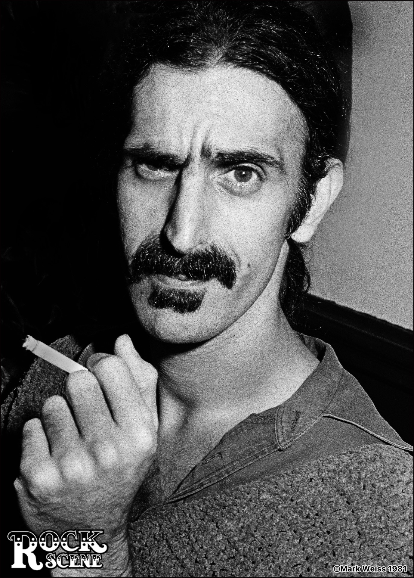 Frank Zappa  / Rest In Peace / December 21, 1940 – December 4, 1993