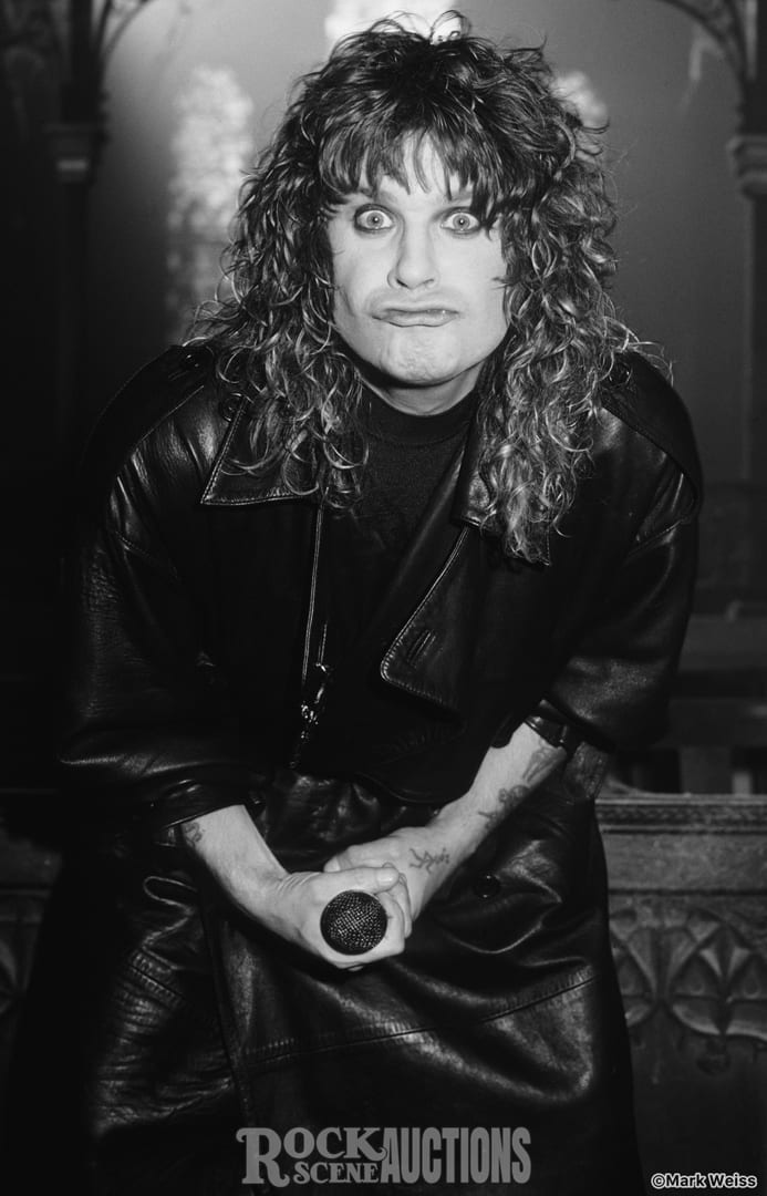 Happy Birthday To Ozzy Osbourne – Born On December 3, 1948