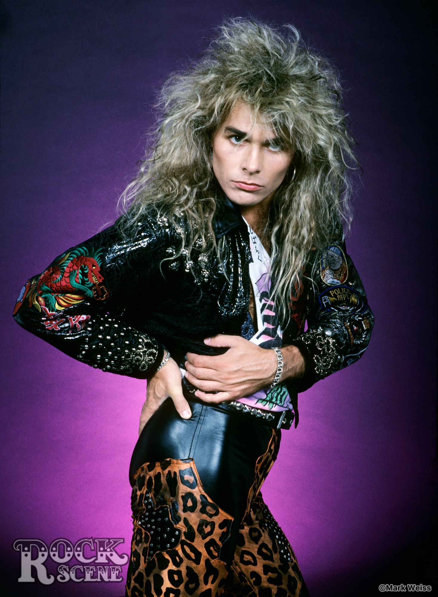 Happy Birthday To Mike Tramp – Born On January 14, 1961